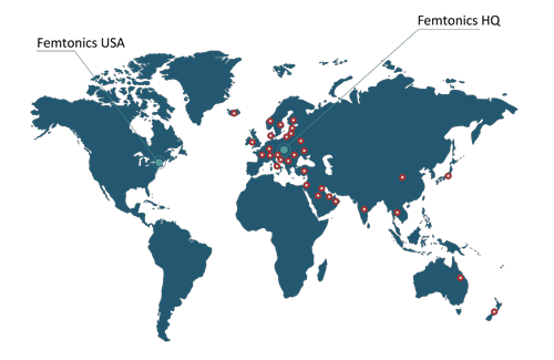 Distributor map